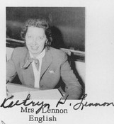 Kathryn Lennon (Teacher)